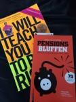 Pensionsböcker